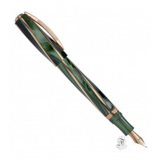 Visconti Divina Elegance Green Fountain Pen